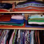 Dove conservare i vestiti del cambio stagione