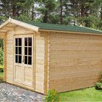 Case in legno da giardino: un'idea per rendere ecosostenibili anche i box in esterno
