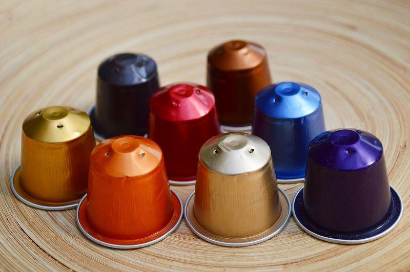 Riciclo capsule nespresso